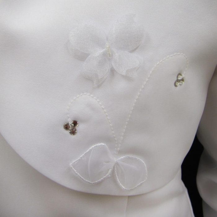 Kleid Claudia details