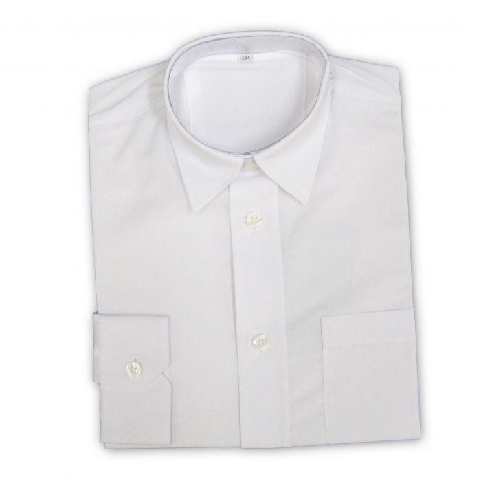 Kommunionhemd in weiß