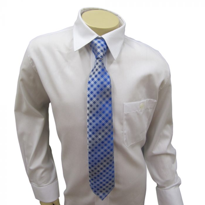 Krawatte für Kommunion in blau