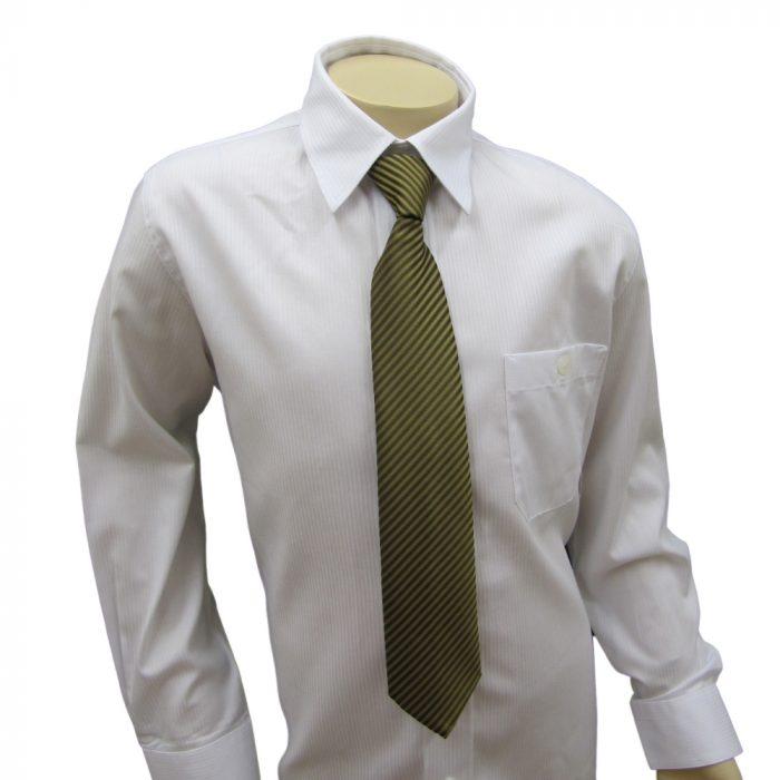 Krawatte in schwarz gold